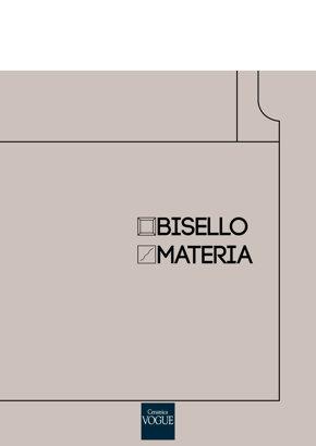 Каталог Bisello Materia
